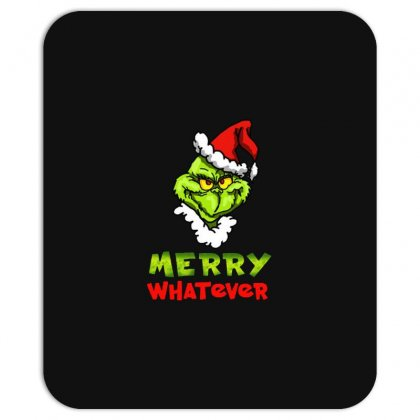 Funny Christmas Grinchy Mousepad Designed By Meganphoebe