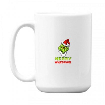 Funny Christmas Grinchy 15 Oz Coffe Mug Designed By Meganphoebe