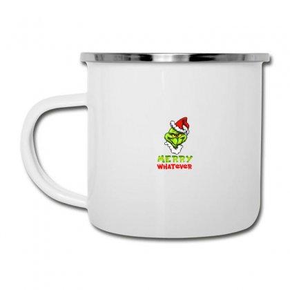Funny Christmas Grinchy Camper Cup Designed By Meganphoebe