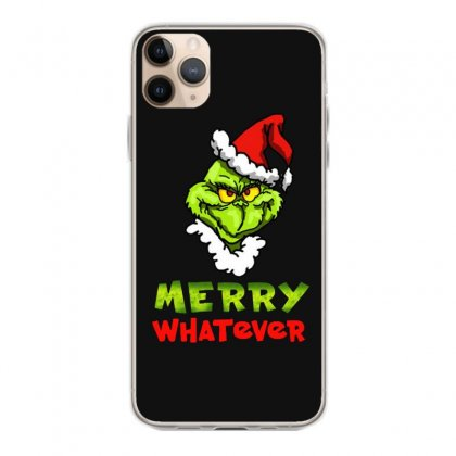 Funny Christmas Grinchy Iphone 11 Pro Max Case Designed By Meganphoebe