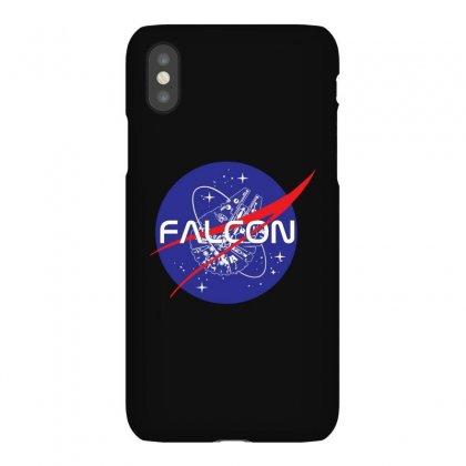 Falcon Space Agency Iphonex Case Designed By Meganphoebe