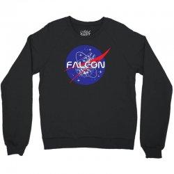 falcon space agency Crewneck Sweatshirt | Artistshot