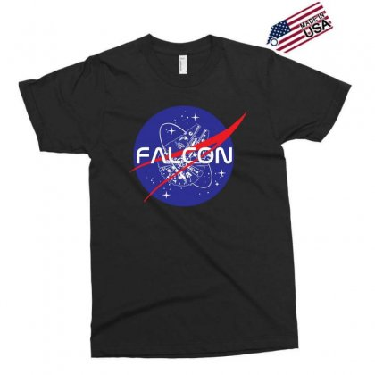 Falcon Space Agency Exclusive T-shirt Designed By Meganphoebe