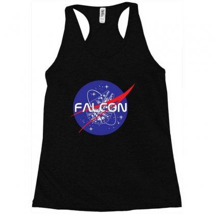 Falcon Space Agency Racerback Tank Designed By Meganphoebe