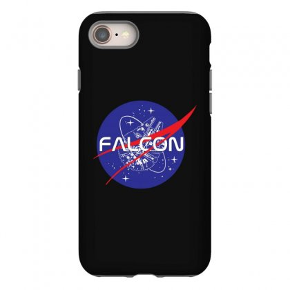 Falcon Space Agency Iphone 8 Case Designed By Meganphoebe