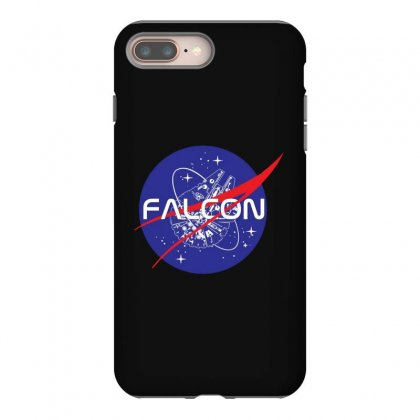 Falcon Space Agency Iphone 8 Plus Case Designed By Meganphoebe