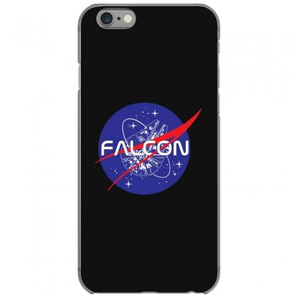 Falcon Space Agency Iphone 6/6s Case Designed By Meganphoebe