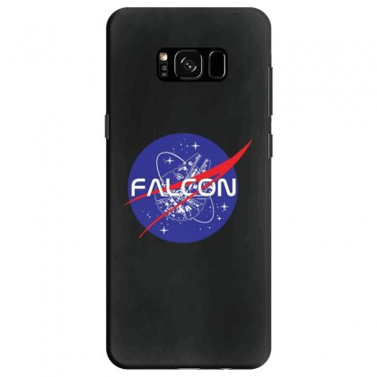 Falcon Space Agency Samsung Galaxy S8 Case Designed By Meganphoebe