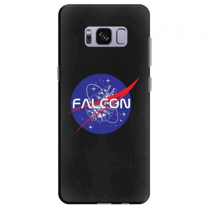 Falcon Space Agency Samsung Galaxy S8 Plus Case Designed By Meganphoebe