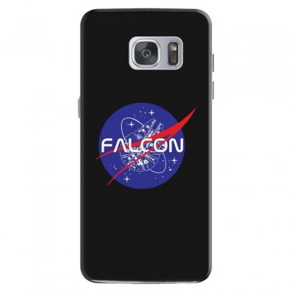 Falcon Space Agency Samsung Galaxy S7 Case Designed By Meganphoebe
