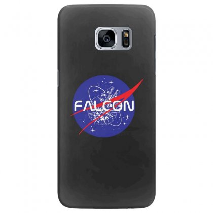 Falcon Space Agency Samsung Galaxy S7 Edge Case Designed By Meganphoebe