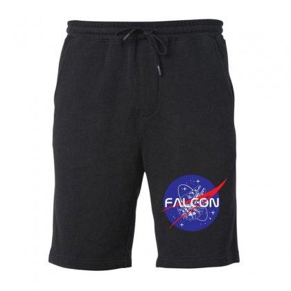 Falcon Space Agency Fleece Short Designed By Meganphoebe