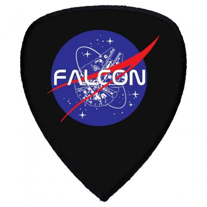 Falcon Space Agency Shield S Patch Designed By Meganphoebe