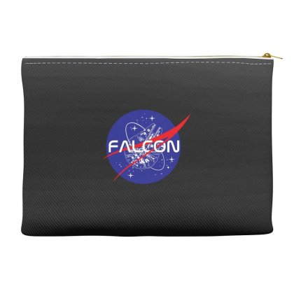 Falcon Space Agency Accessory Pouches Designed By Meganphoebe