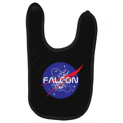 Falcon Space Agency Baby Bibs Designed By Meganphoebe