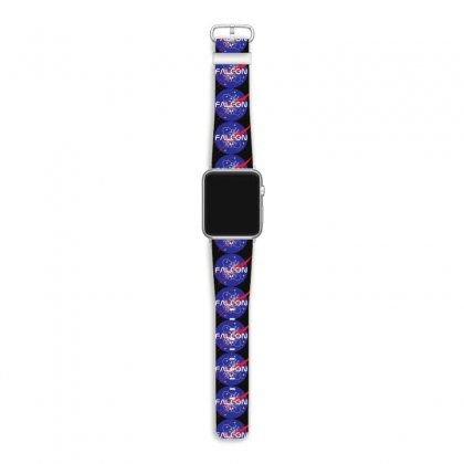 Falcon Space Agency Apple Watch Band Designed By Meganphoebe