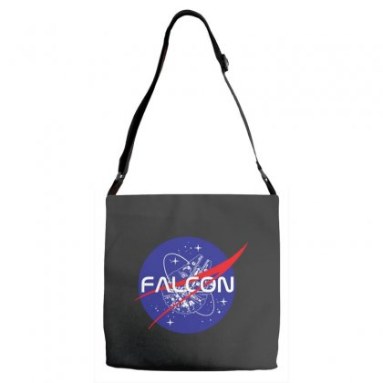 Falcon Space Agency Adjustable Strap Totes Designed By Meganphoebe