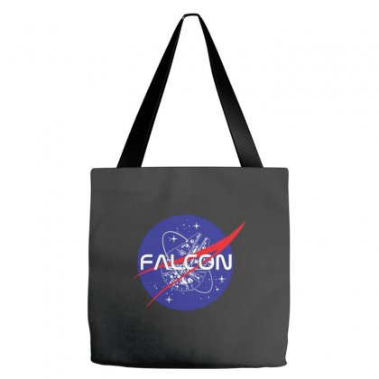 Falcon Space Agency Tote Bags Designed By Meganphoebe