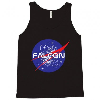 Falcon Space Agency Tank Top Designed By Meganphoebe