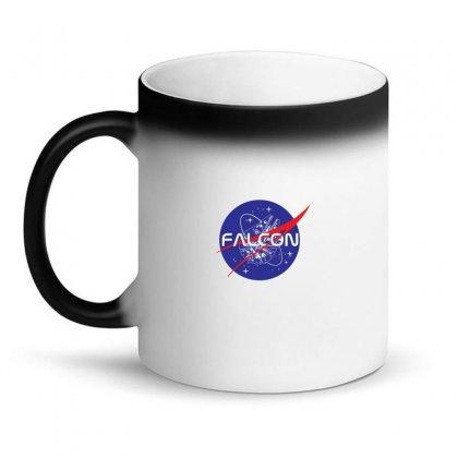 Falcon Space Agency Magic Mug Designed By Meganphoebe