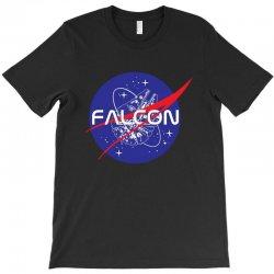 falcon space agency T-Shirt | Artistshot