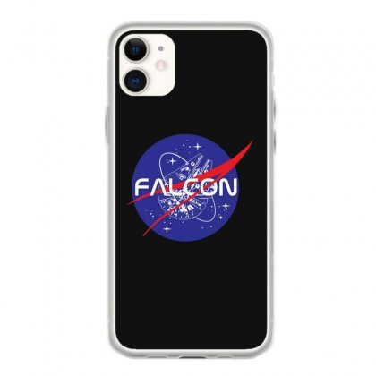 Falcon Space Agency Iphone 11 Case Designed By Meganphoebe