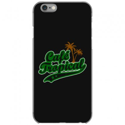 Cafe Tropical Iphone 6/6s Case Designed By Meganphoebe