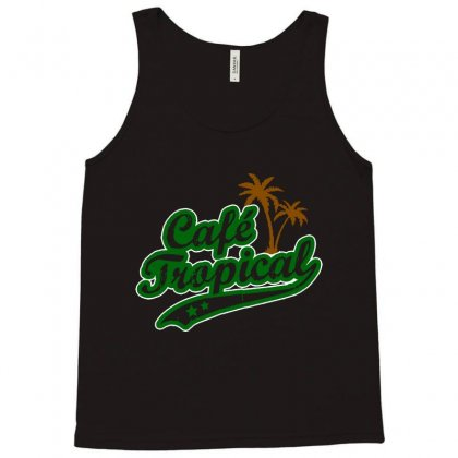 Cafe Tropical Tank Top Designed By Meganphoebe