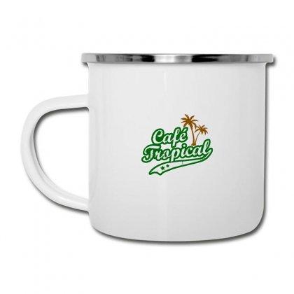 Cafe Tropical Camper Cup Designed By Meganphoebe