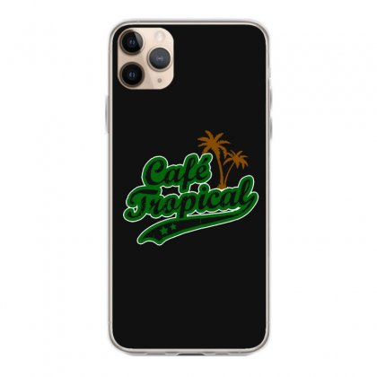 Cafe Tropical Iphone 11 Pro Max Case Designed By Meganphoebe