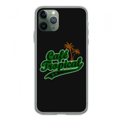 Cafe Tropical Iphone 11 Pro Case Designed By Meganphoebe