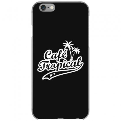 Cafe Tropical In White Iphone 6/6s Case Designed By Meganphoebe