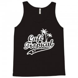 cafe tropical in white Tank Top | Artistshot
