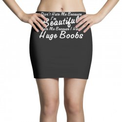 don't hate me because i'm beautiful Mini Skirts | Artistshot