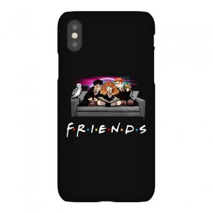 Friends   Harry Potter Family Witch Iphonex Case Designed By Meganphoebe