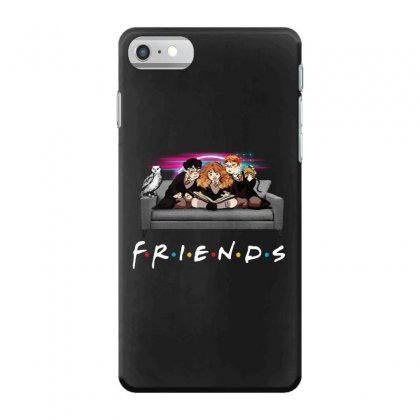 Friends   Harry Potter Family Witch Iphone 7 Case Designed By Meganphoebe