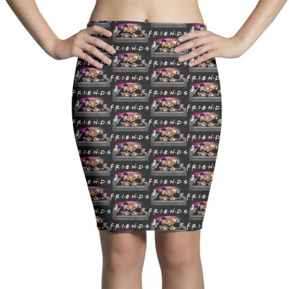 Friends   Harry Potter Family Witch Pencil Skirts Designed By Meganphoebe