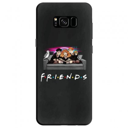 Friends   Harry Potter Family Witch Samsung Galaxy S8 Case Designed By Meganphoebe