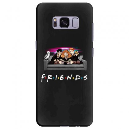 Friends   Harry Potter Family Witch Samsung Galaxy S8 Plus Case Designed By Meganphoebe