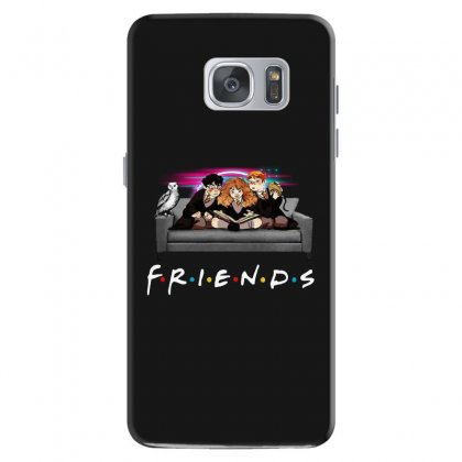 Friends   Harry Potter Family Witch Samsung Galaxy S7 Case Designed By Meganphoebe