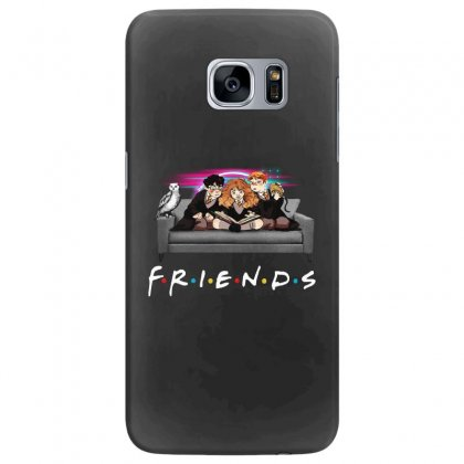 Friends   Harry Potter Family Witch Samsung Galaxy S7 Edge Case Designed By Meganphoebe