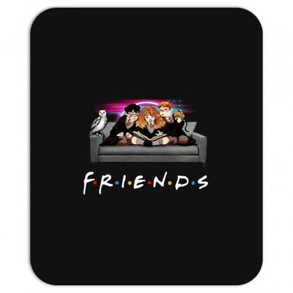 Friends   Harry Potter Family Witch Mousepad Designed By Meganphoebe