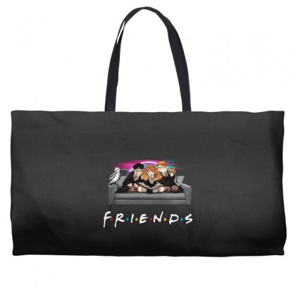 Friends   Harry Potter Family Witch Weekender Totes Designed By Meganphoebe