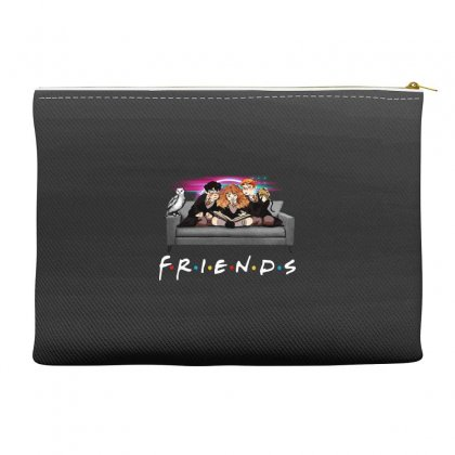 Friends   Harry Potter Family Witch Accessory Pouches Designed By Meganphoebe