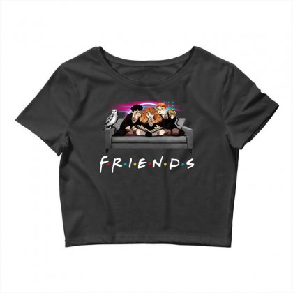 Friends   Harry Potter Family Witch Crop Top Designed By Meganphoebe