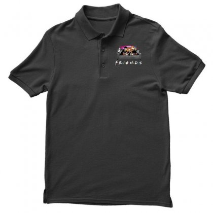 Friends   Harry Potter Family Witch Men's Polo Shirt Designed By Meganphoebe
