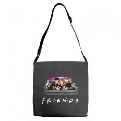 Friends   Harry Potter Family Witch Adjustable Strap Totes Designed By Meganphoebe