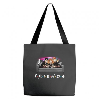 Friends   Harry Potter Family Witch Tote Bags Designed By Meganphoebe