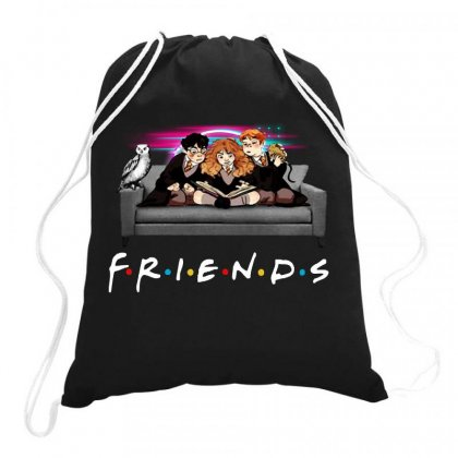 Friends   Harry Potter Family Witch Drawstring Bags Designed By Meganphoebe