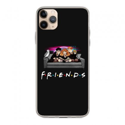 Friends   Harry Potter Family Witch Iphone 11 Pro Max Case Designed By Meganphoebe